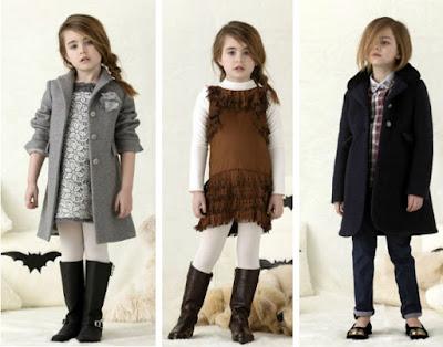 детская мода 2015-2016