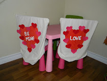 Seasonal Play Chair Covers