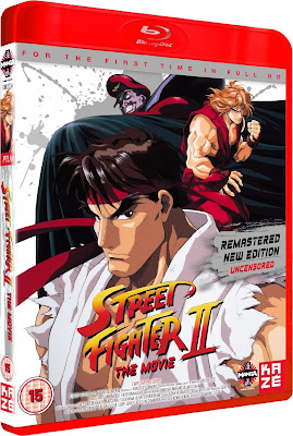 street fighter ii 1994 espanol latino bdrip Street Fighter II (1994) Español Latino BDRip