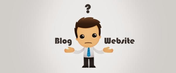 What's The Massive difference? Blogs vs. Websites