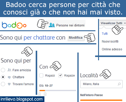 video etotici badoo cerca persone