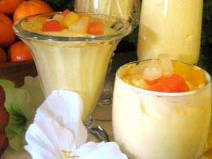 Mango Juice Coctail Recipe