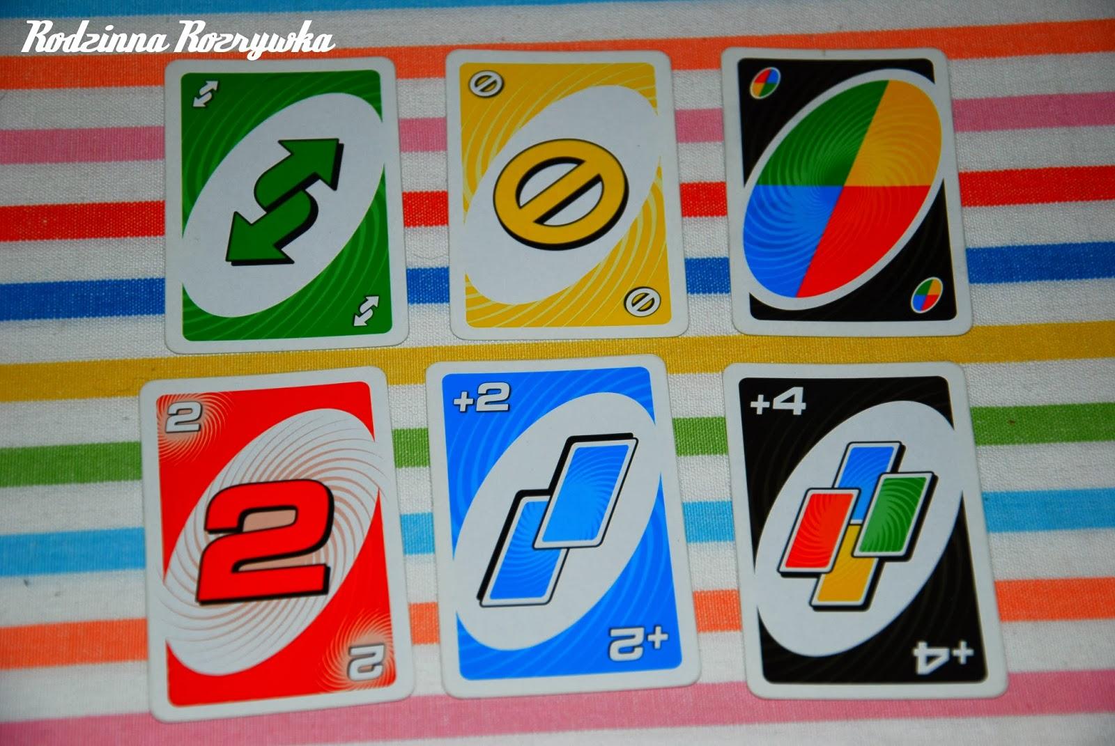 Uno Spin Rodzinna Rozrywka 24 7