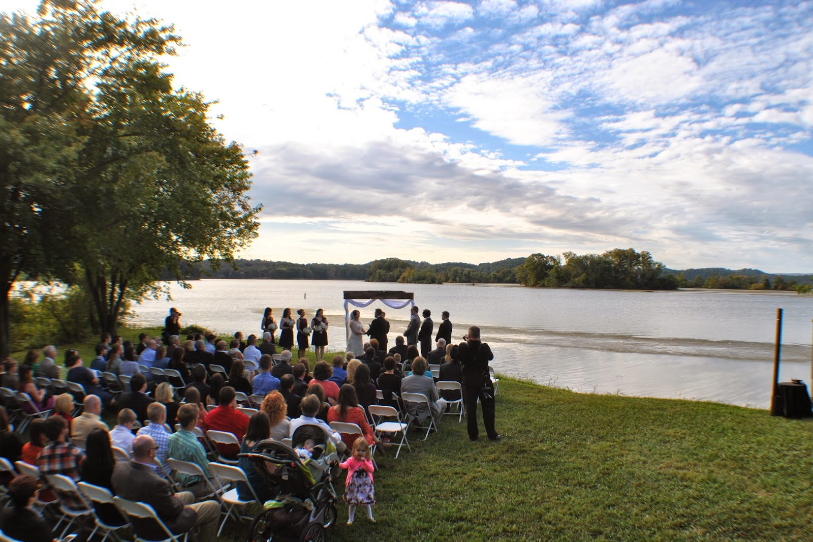 With Class LLC Wedding Coordinators, Wedding Planners, Wedding DJs, Party DJs, Chattanooga DJs, Cleveland DJs, Dalton DJs – Island Cove Marina – Harrison, TN