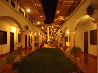 Hotel Zaci Courtyard