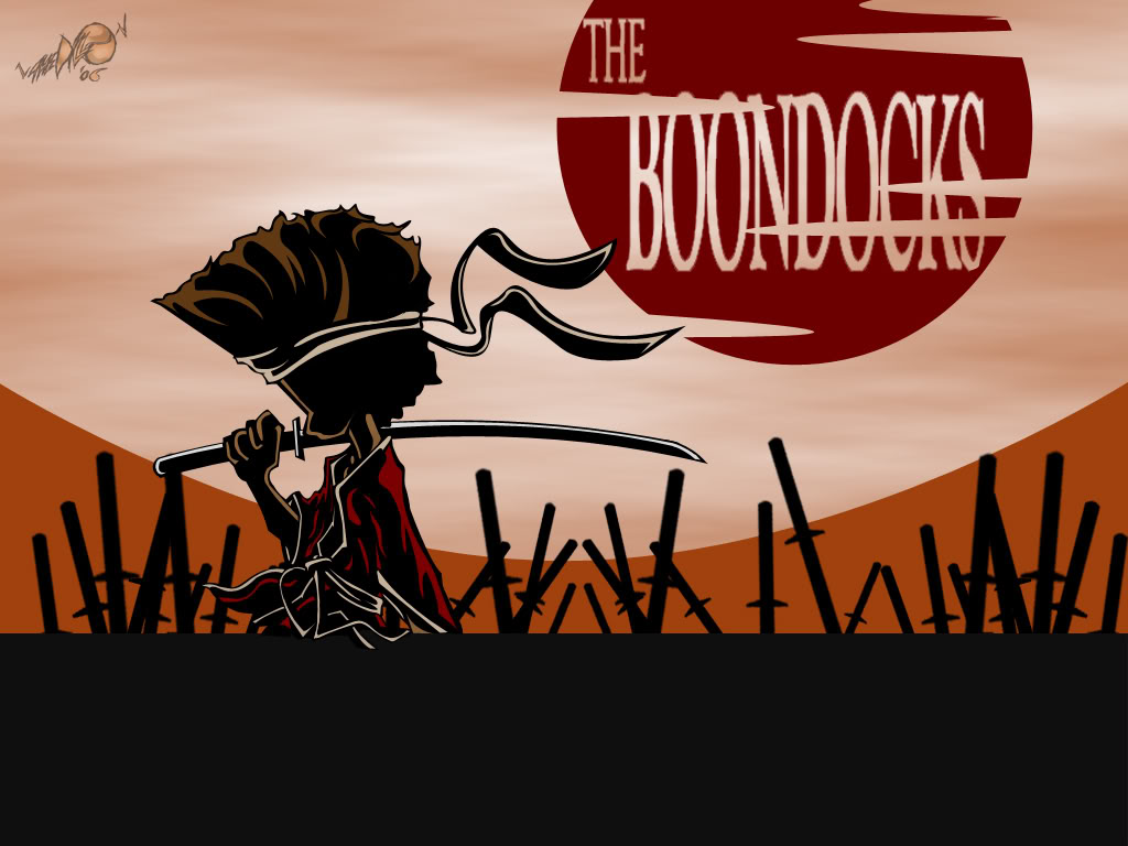 The boondocks wallpapers pc backgrounds anime cartoon
