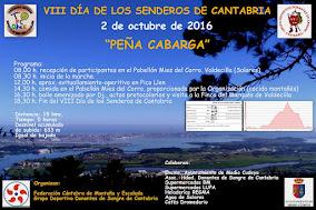 VIII DIA SENDEROS DE CANTABRIA