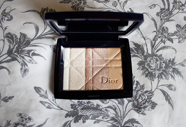 Dior, Diorskin, Dior Amber Diamond, Dior Skin Amber Diamond highlighter, powder