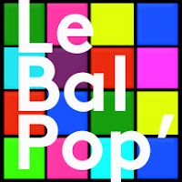 #bonPlan du week-end : le bal pop' bal populaire centquatre Paris Baronne de Paname logo