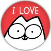 I love Simon's Cat