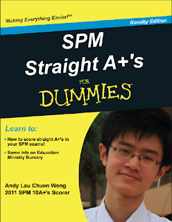 SPM Straight A+'s for Dummies