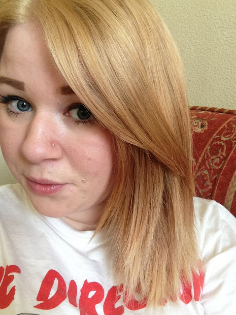 correcting badly dyed hair