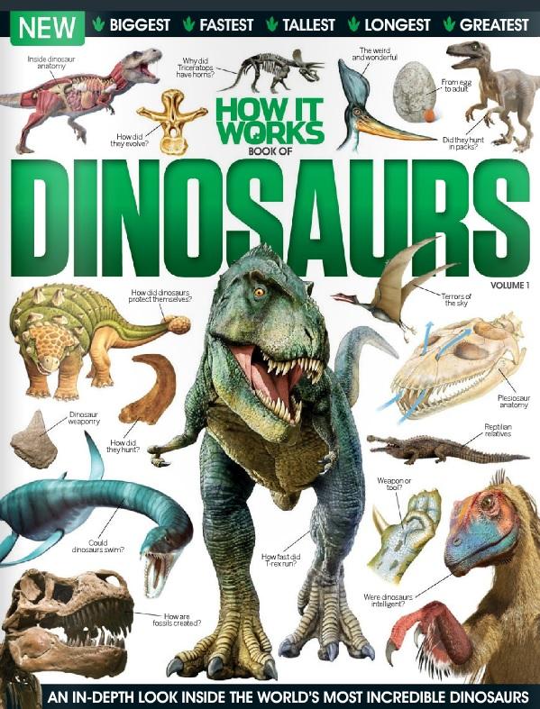 Dinosaurs- Ebook