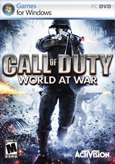 916 Call of Duty World at War PC Game