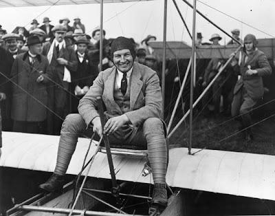 Pencipta Fokker 27 Anthony Fokker Lahir di Blitar