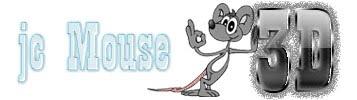 jc mouse en 3d