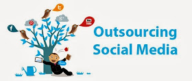 Outsource Social Media Postings: