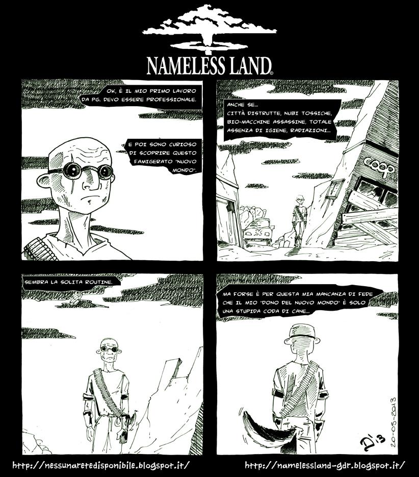 nameless land novembre 2012