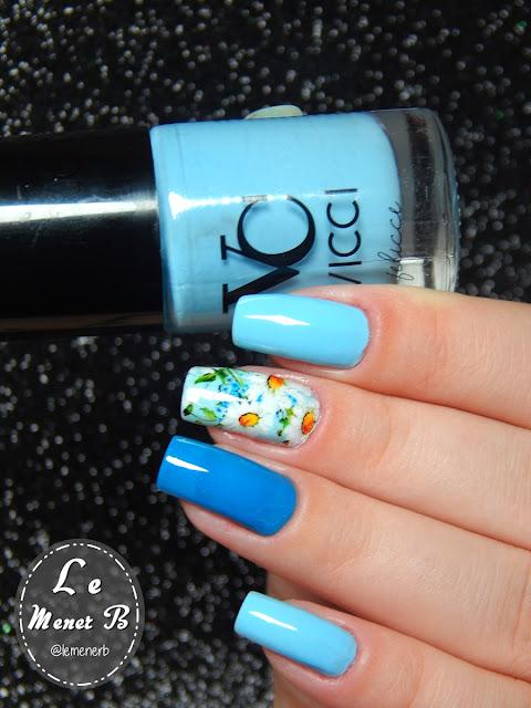 nail art flores
