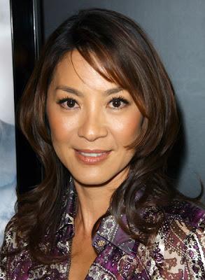 Michelle Yeoh actriz de cine