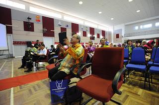 Persidangan Pendidikan Pegawai Perkhidmatan Pendidikan Siswazah Negeri Johor : Sesi 1