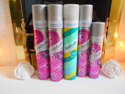 Batiste XXL Dry Shampoo