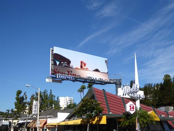 Lana Del Rey Honeymoon album teaser billboard