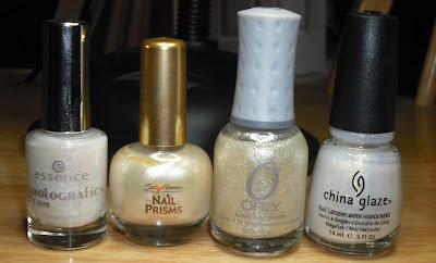 Pearl Glaze Spray Paint