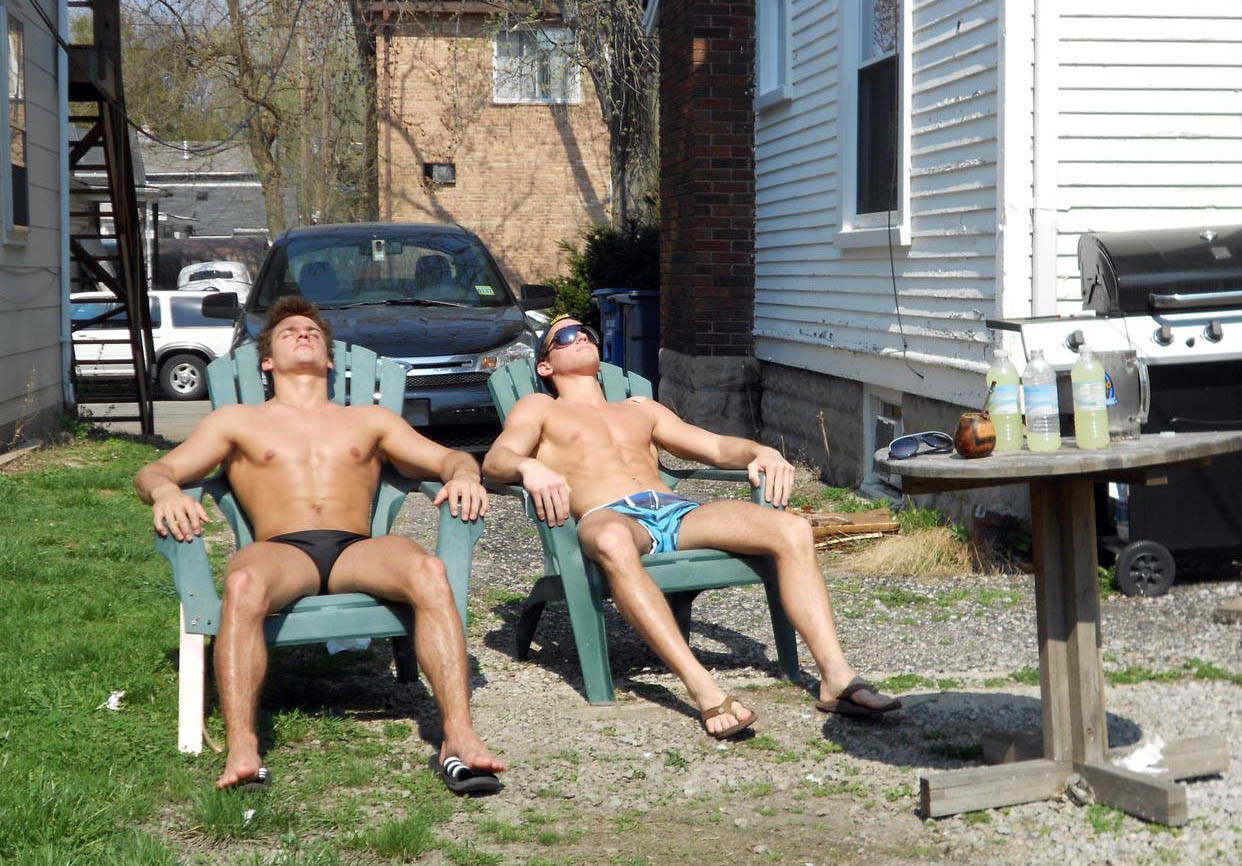 amercian gymnast naked