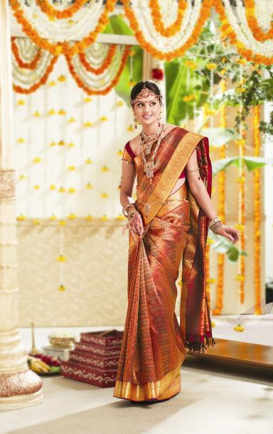 RMKV wedding sarees