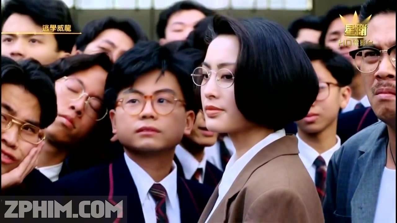 Ảnh trong phim Trường Học Uy Long - Fight Back To School 3