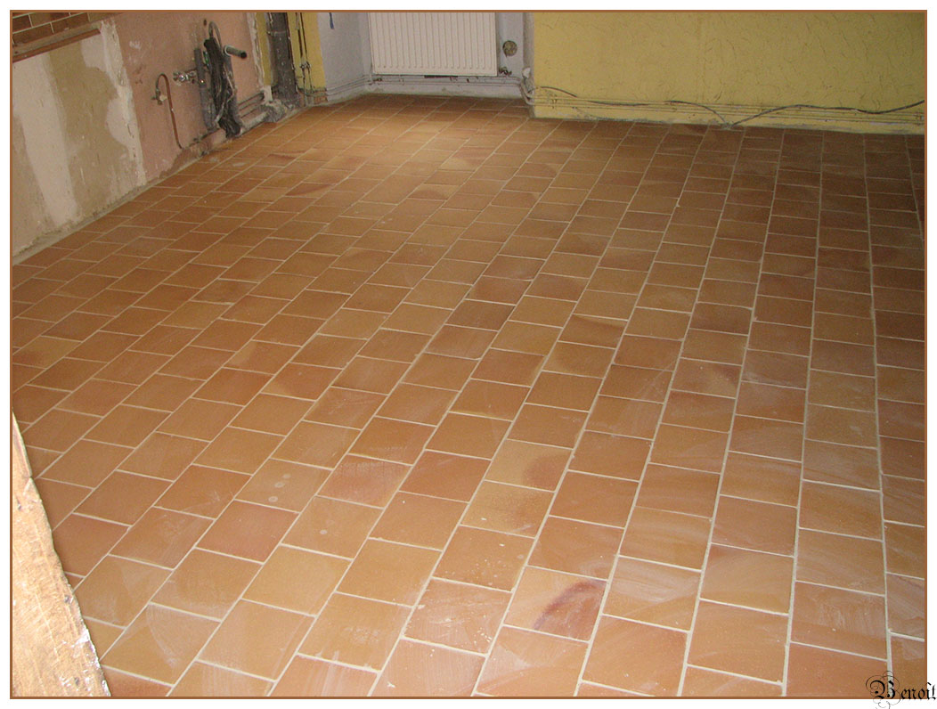 Beno t carrelage tomette for Carrelage tomette