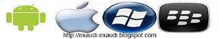 gambar-gambar logo sistem operasi handphone