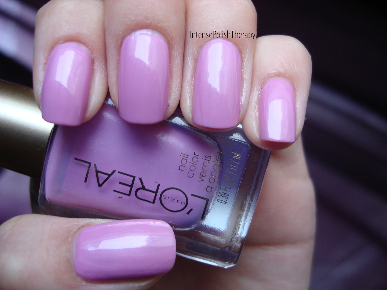 Intense Polish Therapy: L\'Oreal Review!!
