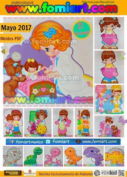 Revista de Patrones MAYO 2017