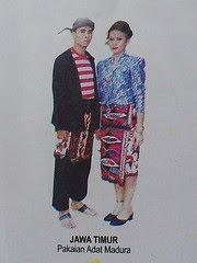 Pakaian Tradisional Jawa Timur