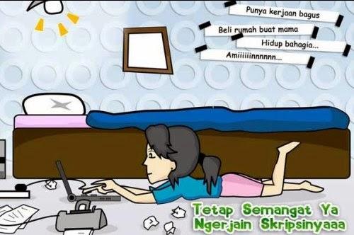 ... Membuat Skripsi dan Contoh Format Proposal Skripsi Bahasa Indonesia