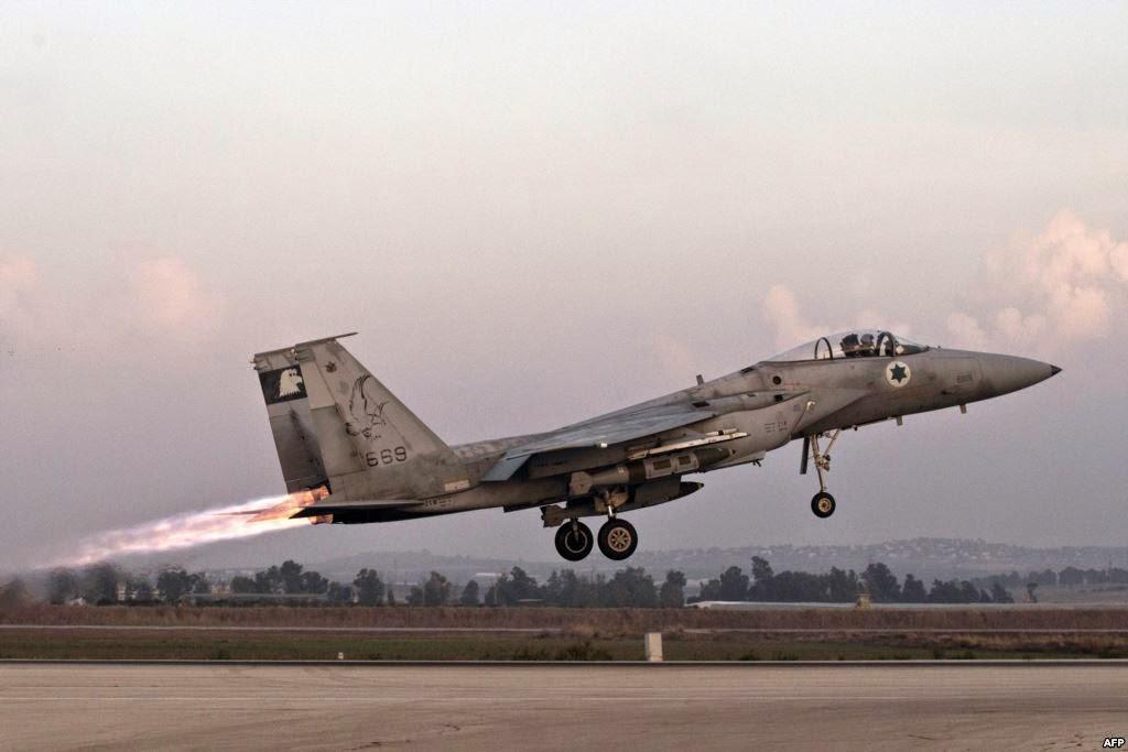 إيران تسقط طائرة إسرائيلية فوق موقع نووي