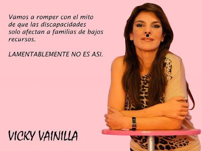 Victoria Rodriguez Teleton 2012
