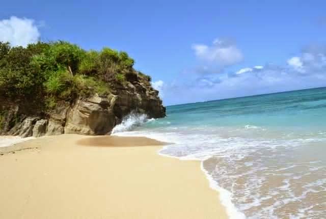 Pinamuntugan Island Beach, Bacacay