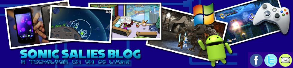 Sonic Salies Blog