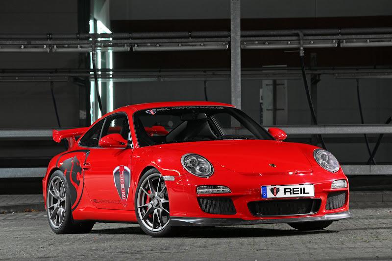 2011 Reil Performance Porsche 911 GT3