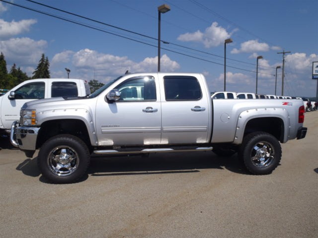 Lifted Trucks For Sale: Lifted Chevy 2500HD Diesel Rocky Ridge