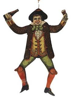 Marionetta pupazzo di legno o stoffa, azionato tramite dei fili per simulare movimenti umani, usato nei teatri per spettacoli dal marionettista