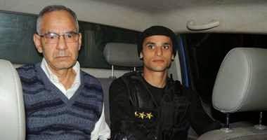 تفاصيل حبس محمد على بشر فى اتهامه بتولى قيادة جماعة إرهابية