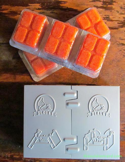 Bleuet Pocket Stove - With 6 Fuel Cubes