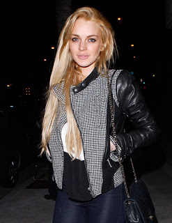 Lindsay Lohan Is Suing Pitbull