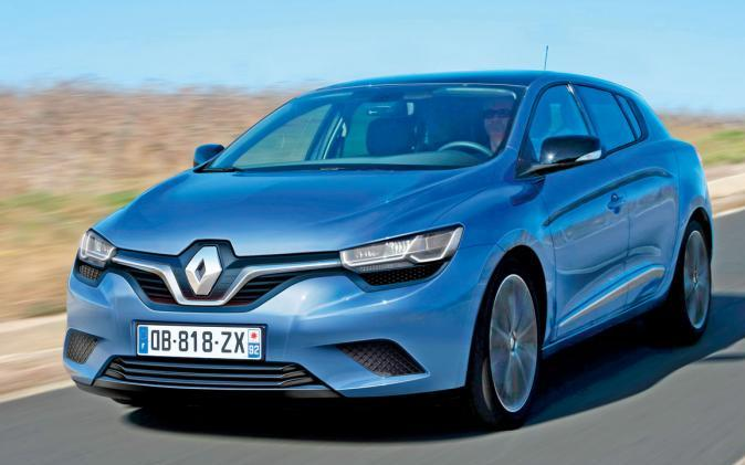 The next-generation Megane will not change significantly, but it has