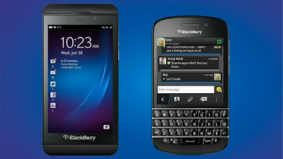 blackberry 10 vs android