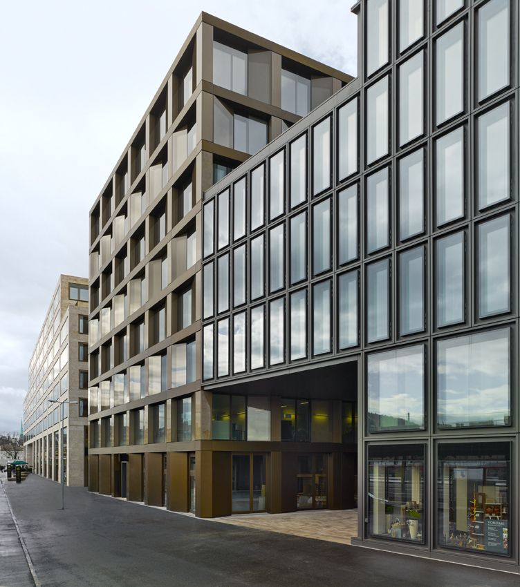 David chipperfield a f a s i a for Chipperfield arquitecto